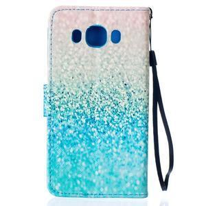 Colory puzdro pre mobil Samsung Galaxy J5 (2016) - gliter - 2