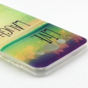 Flexi obal na mobil Samsung Galaxy J5 (2016) - love - 2