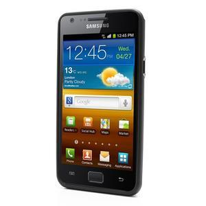 Cube odolný obal pre mobil Samsung Galaxy S2 - čierný - 2