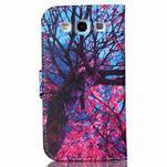 Emotive peňaženkové puzdro pre Samsung Galaxy S3 - strom - 2/6