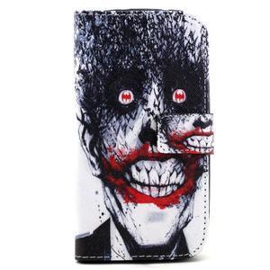Knížkové pouzdro na mobil Samsung Galaxy S3 - monstrum - 2