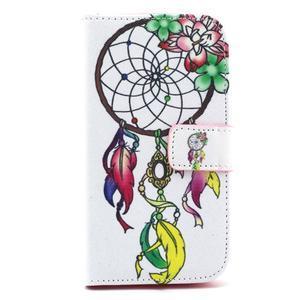 Knížkové puzdro pre mobil Samsung Galaxy S3 - snívanie - 2