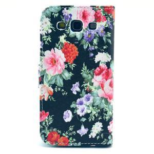 Pictu puzdro pre mobil Samsung Galaxy S3 - kvety - 2