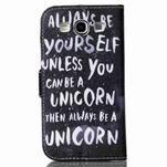 Emotive peněženkové pouzdro na Samsung Galaxy S3 - unicorn - 2/6