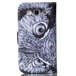 Emotive peněženkové pouzdro na Samsung Galaxy S3 - sova - 2/6