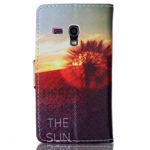 Emotive puzdro pre mobil Samsung Galaxy S3 mini - východ slnka - 2