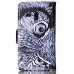 Emotive pouzdro na mobil Samsung Galaxy S3 mini - sova - 2/6