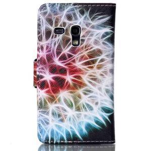 Emotive pouzdro na mobil Samsung Galaxy S3 mini - barevná pampeliška - 2