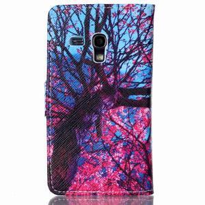 Emotive pouzdro na mobil Samsung Galaxy S3 mini - strom - 2