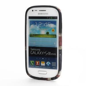 Emotive gelový obal na Samsung Galaxy S3 mini - UK vlajka - 2