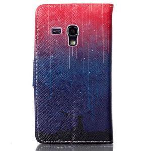 Emotive pouzdro na mobil Samsung Galaxy S3 mini - meteory - 2