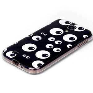 Softy gélový obal pre mobil Samsung Galaxy S4 - kukuč - 2