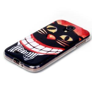 Softy gélový obal pre mobil Samsung Galaxy S4 - kocour - 2
