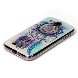 Softy gélový obal pre mobil Samsung Galaxy S4 - lapač snov - 2