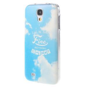 Ultratenký slim gélový obal pre Samsung Galaxy S4 - Fine - 2