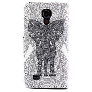 Puzdro na mobil Samsung Galaxy S4 mini - slon - 2