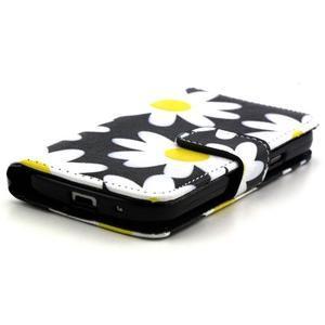 Puzdro pre mobil Samsung Galaxy S4 mini - sedmikrásky - 2
