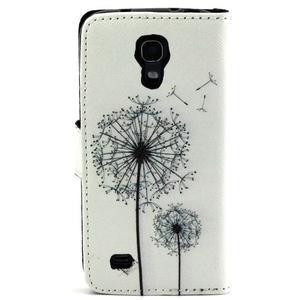 Puzdro na mobil Samsung Galaxy S4 mini - odkvetlé pampelišky - 2