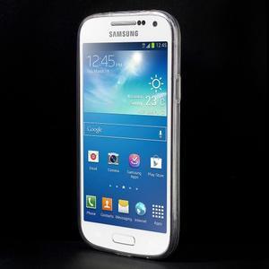 Gélový obal pre mobil Samsung Galaxy S4 mini - život je krásný - 2