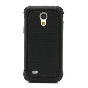 Extreme odolný kryt na mobil Samsung Galaxy S4 mini - černý - 2