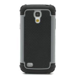 Extreme odolný kryt pre mobil Samsung Galaxy S4 mini - šedý - 2