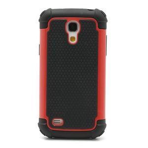 Extreme odolný kryt pre mobil Samsung Galaxy S4 mini - červený - 2