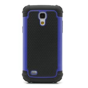 Extreme odolný kryt pre mobil Samsung Galaxy S4 mini - modrý - 2
