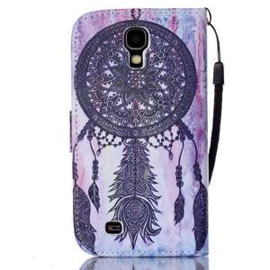 Diary peňaženkové puzdro pre mobil Samsung Galaxy S4 mini - dream - 2