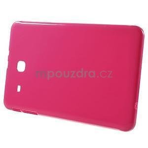Gélový obal na tablet Samsung Galaxy Tab E 9.6 - rose - 2