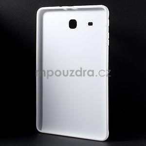 X-line gélové puzdro na tablet Samsung Galaxy Tab E 9.6 - biele - 2