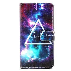 Puzdro na mobil Sony Xperia M4 Aqua - triangl - 2