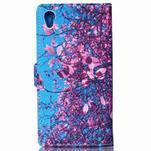 Emotive pouzdro na mobil Sony Xperia M4 Aqua - kvetoucí strom - 2/7