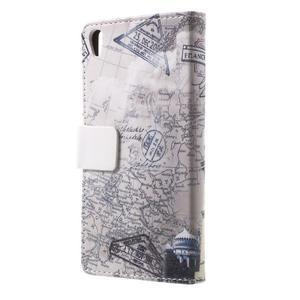 Emotive pouzdro na mobil Sony Xperia XA - Vítězný oblouk - 2