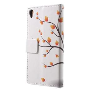 Emotive puzdro pre mobil Sony Xperia XA - jesenné strom - 2
