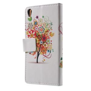 Emotive puzdro pre mobil Sony Xperia XA - strom šťastie - 2