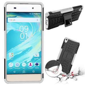 Outdoor odolný obal na mobil Sony Xperia XA - bílý - 2