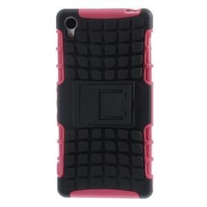 Loading zoom · Outdoor ochranný kryt pre mobil Sony Xperia Z3 - rose - 2 837c2ea65de