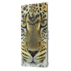 Gelový obal na mobil Sony Xperia Z3 - leopard - 2