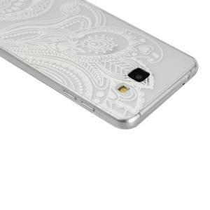 Ultratenký slim obal pre mobil Samsung Galaxy A3 (2016) - stylová kvetina - 2