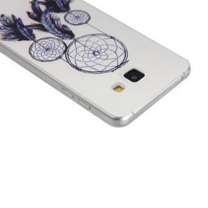Ultratenký slim obal pre mobil Samsung Galaxy A3 (2016) - campanula - 2