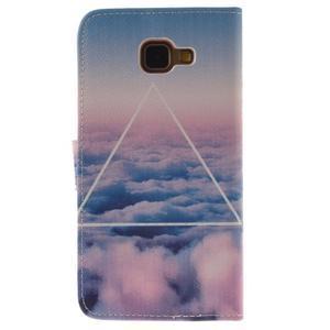 Puzdro pre mobil Samsung Galaxy A3 (2016) - cloud - 2