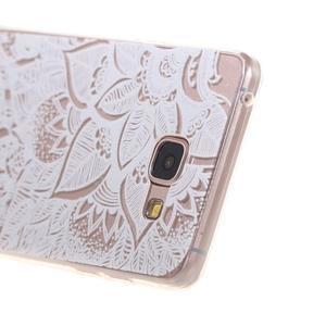 Miffs ultratenký gélový obal pre Samsung Galaxy A3 (2016) - lotus - 2