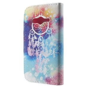 Peňaženkové puzdro pre Samsung Galaxy Trend 2 Lite - dream - 2