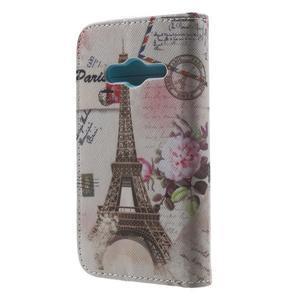 Motive pouzdro na mobil Samsung Galaxy Trend 2 Lite - Paris - 2