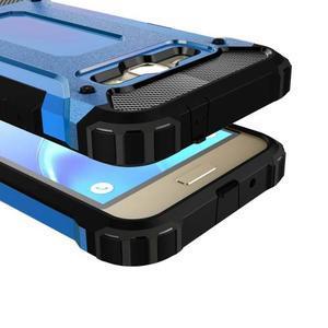 Armory odolný obal na mobil Samsung Galaxy J1 (2016) - modrý - 2