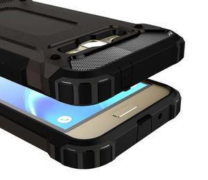 Armory odolný obal pre mobil Samsung Galaxy J1 (2016) - bronze - 2
