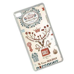 Vianočné edice gélových obalov na Huawei Ascend P8 - vianočná slevy - 2