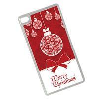 Vianočné edice gélových obalov na Huawei Ascend P8 - Vesalé Vianoce - 2/2