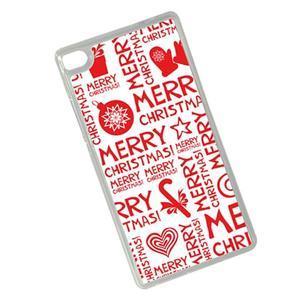 Vánoční edice gélových obalů na Huawei Ascend P8 - vánoční přání - 2