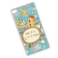 Vánoční edice gélových obalů na Huawei Ascend P8 - Christmas - 2/2